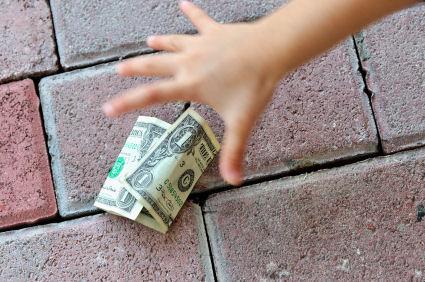 Found a Dollar
