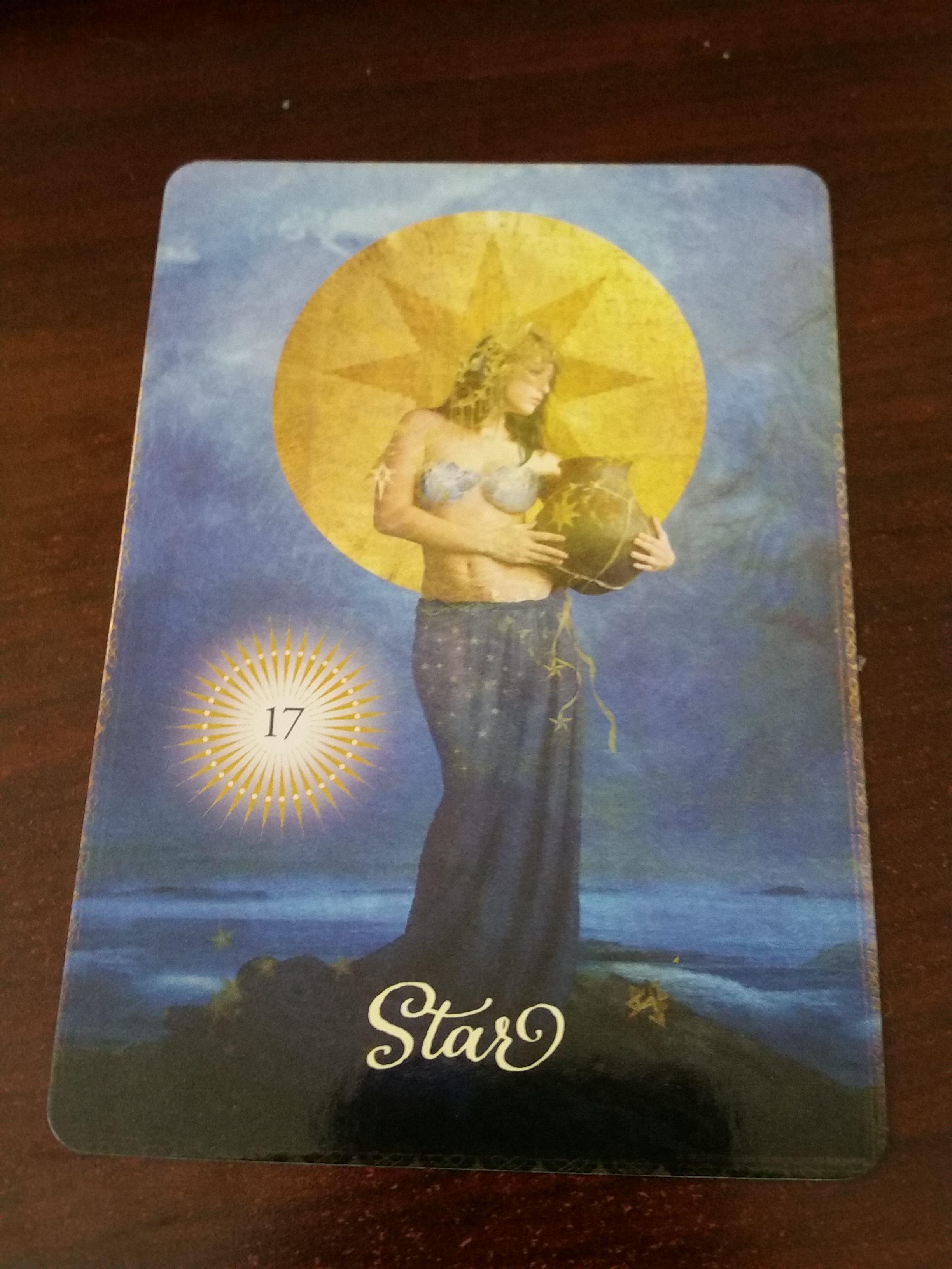 The Good Tarot - Star