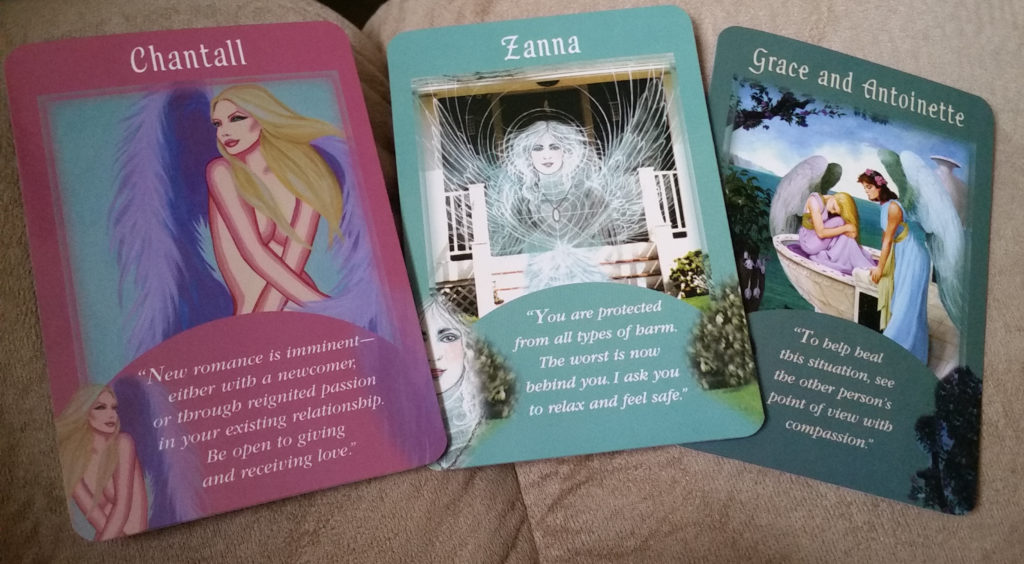Messages from Your Angels Oracle